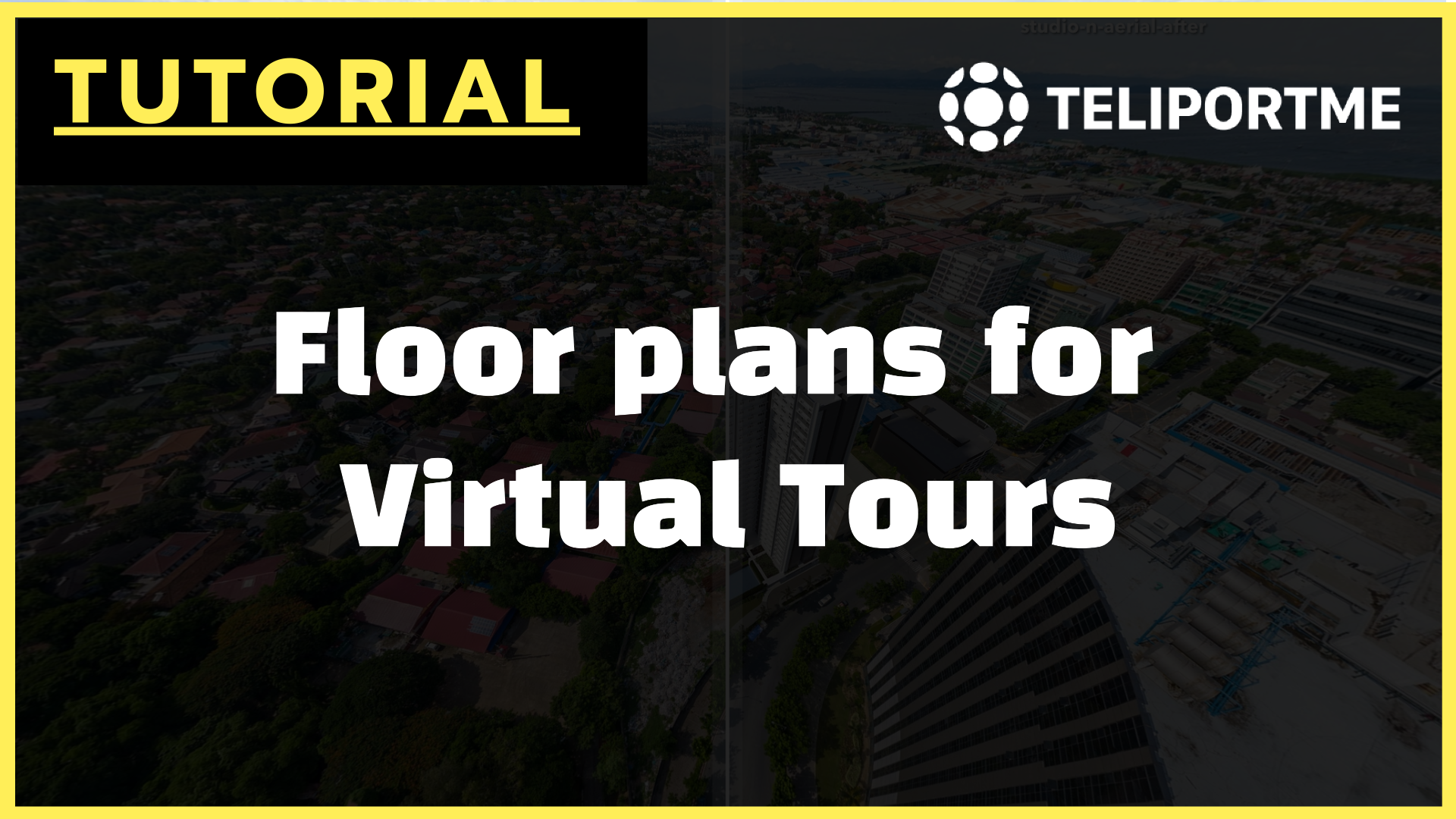 Adding Floor plans to Virtual Tours