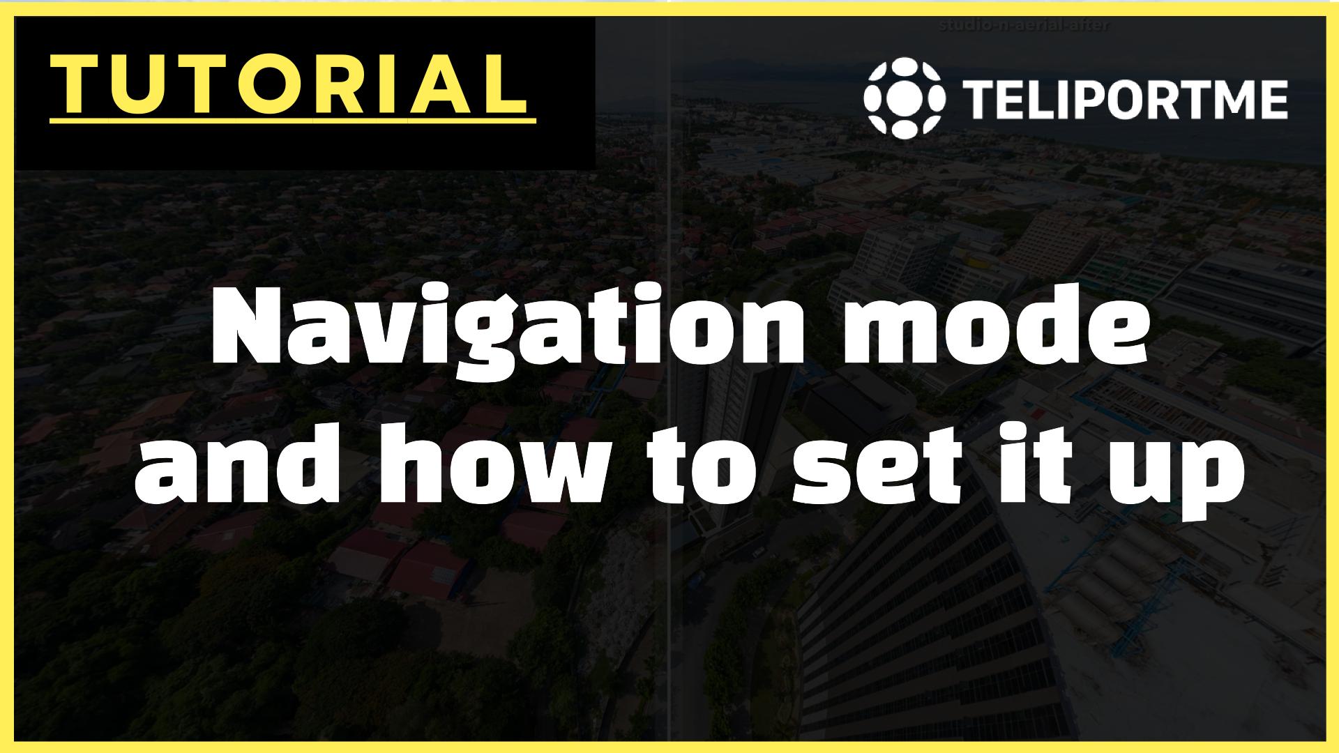 Automatic Navigation Mode.